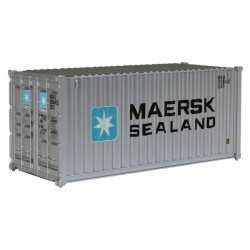 949-8051 HO 20' Corr.Side Container_10036