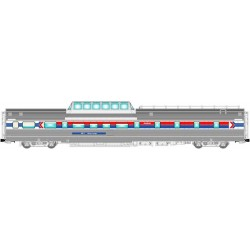 151-3009009-1 O Dorm-Buffet-Lounge Dome Car_10220
