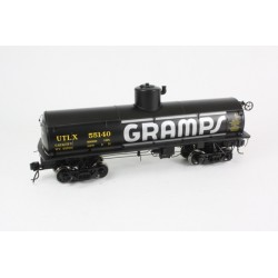 6701-1038-88131 ON3 Narrow Frame Tank Car Gramps_10463