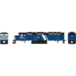 140-22435 F45, Montana Rail Link # 390_10482