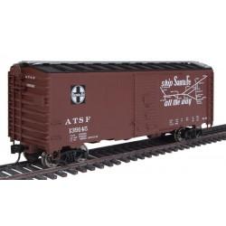 910-1651 HO 40' AAR Box Car ATSF_10506