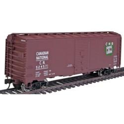 910-1653 HO 40' AAR Box Car CN_10510