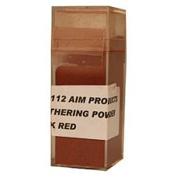 Pulver-Farben zum verwittern 1oz brick red_10546