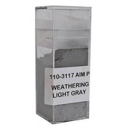 Pulver-Farben zum verwittern 1oz light gray_10551