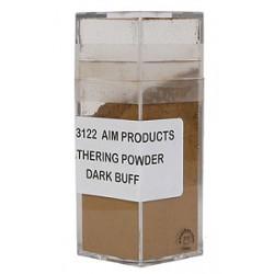 Pulver-Farben zum verwittern 1oz dark buff_10556