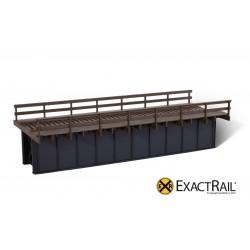 5402-EE-9501 HO 50' Plate Girder Bridge_10566