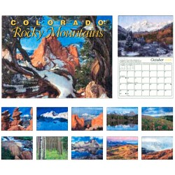 6908-0495 / 2016 Colorado Rocky Mountain Kalender_10598