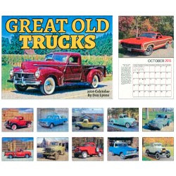 6908-0884 / 2016 Great Old Trucks Kalender_10604