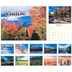 6908-0617 / 2016 Maine Seasons Kalender_10608