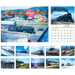 6908-0631 / 2016 Milwaukee Road Kalender