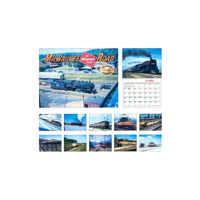 6908-0631 / 2016 Milwaukee Road Kalender_10610