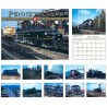 6908-0693 / 2016 Pennsylvania Railroad Kalender_10613