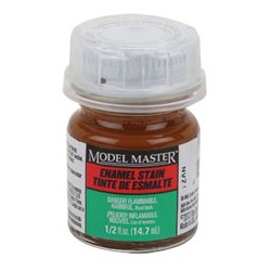 704-2181 Model Master Enamel stain Rust # 2_10925