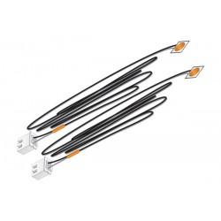 LED Lights Stick-on orange_11014