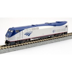 381-176-6025 N P42 Amtrak Phase Vb # 61_11086