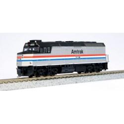 381-176-9007 N F40PH Amtrak Phase III # 396_11089