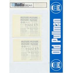 6901-HON-111A HOn3 RGS Silver Set_11219