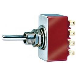 Peco-PL-21 4-pol dbl throw toggle switch_11813