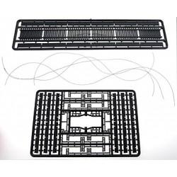210-1811 HO 150' Bridge Details (Unpainted Plastic_11839