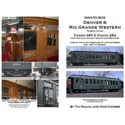 "9-DRGW.C280 D&RGW Coach 280 & ""Chili line"" 284_11945"