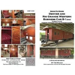BHI Books D&RGW Business Car B-1_11949