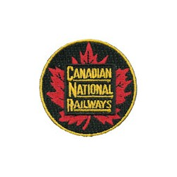 6709-P.CNH Patch Canadian National Railways_12005