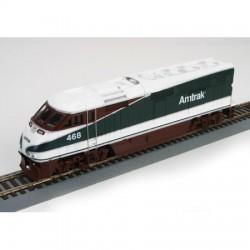 140-2605 HO F59PhI pwd Amtrak Northwest # 470_12034