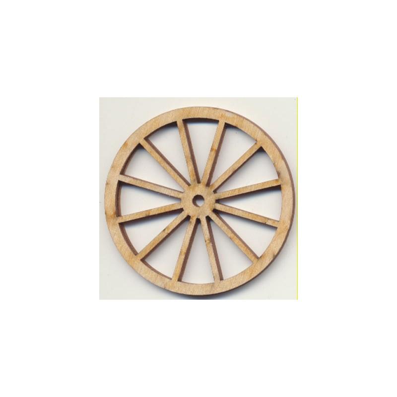 "521-WHL-1 2"" Diameter Wheels 5,1cm_12098"