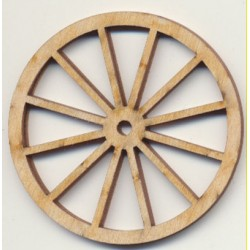 "521-WHL-4 3 1/2"" Diameter Wheels 8.9 cm_12101"