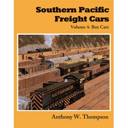 Southern Pacific Freight Cars Vol. 4 - Signature P_12214