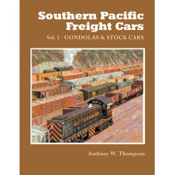 Southern Pacific Freight Cars Vol 1 - Signature Pr_12240