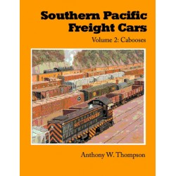 Southern Pacific Freight Cars Vol 2 - Signature Pr_12243