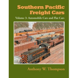 Southern Pacific Freight Cars Vol 3 Automobile, Fl_12260