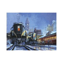 """1720-soi-21174 Puzzle """"The pennsy at broad """"_12376"""