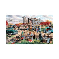"1720-soi-39776 Puzzle ""Country auction ""_12378"