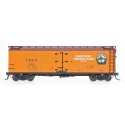 85-RR34303-12 HO Wood side refrigerator car_13193