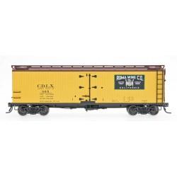 85-RR34301-18 HO Wood side refrigerator car_13199
