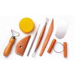 9-6.8076.30  Modellier-Werkzeug-Set_13256