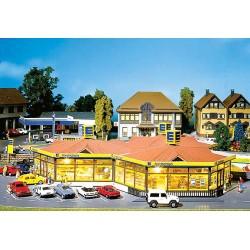 Fal-130342 HO Edeka-Markt Friedrichsen_13275