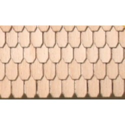 169-707 Truwood Victorian Shingles- Octagonal_13662