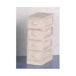 169-7402 O 4-Drawer File Cabinet_13778