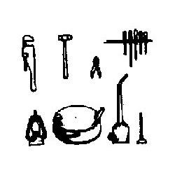 261-612 HO Tool Set_13822