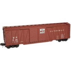 751-2001554-2 O 50' sgl sheathed box car WP # 1214_14348