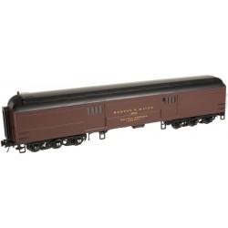 751-2001351-2 O 60' Baggage Car (2-rail) B&M_14349