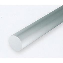 Polystyrol Stäbe 35 cm DM 0.5 mm 10 St_144