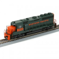 HO GP 40-2 Western Pacific  3548_14459
