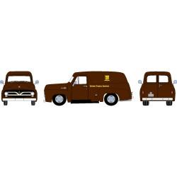 HO Ford F100 Panel, Van UPS_14555