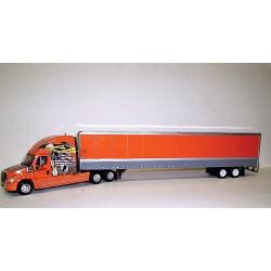 734-11068  O-Scale Freight Liner Schneider_14648