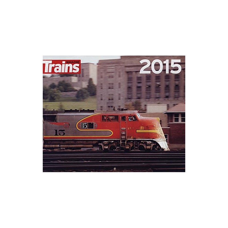 400-68178 2015 Trains Magazine Kalender_14788