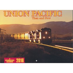 6703-UP.16 / 2016 Union Pacific Kalender_14811
